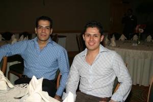 Jorge Zapata y Sergio Kaim.