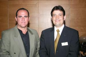 José Ángel Fernández Pérez y José Luis Martínez