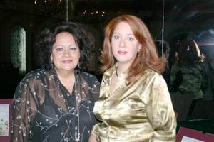 Patricia y Gabriela Ceballos