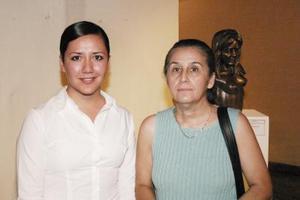 Rosa E. Rodríguez y Rosa Gordillo Zorrilla