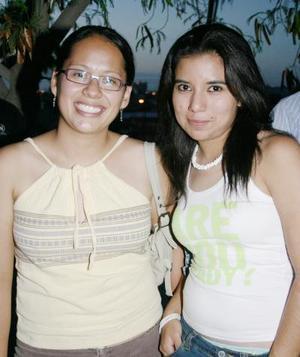 Susana Nava y María Durá