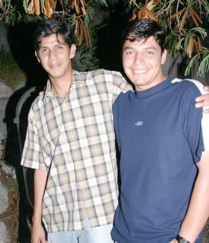 Gerardo Atahualpa y José Carillo.