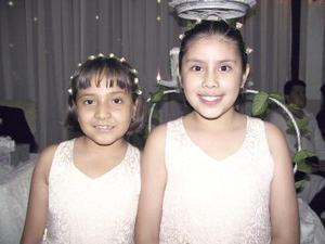 María Fernanda Mireles Padilla y Diana Leticia Guerrero Mireles