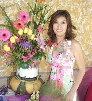 Liliana Rodríguez Canales, contraerá matrimonio con Ignacio Durán Sepúlveda el próximo 11 de septiembre.