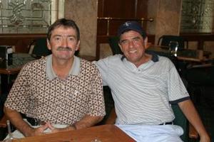 José León Salazar y Luis de la Rosa Córdova