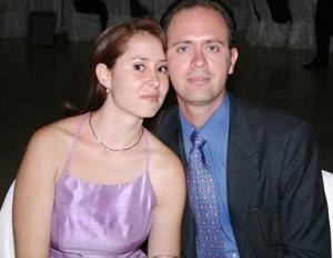 Javier y Ana Cecilia Kuri.