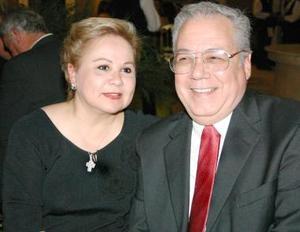 Laura Pámanes e Ignacio Pámanes.