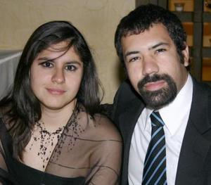 Carmen Díaz y Guillermo Ruiz.