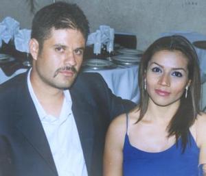 <u><i> 28 de julio </u></i><p>   Rogelio Córdova y Armina Rocío Morán Valenzuela, contraerán matrimonio el próximo 21 de agosto.