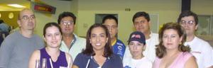 Héctor Camacho, Ricardo Laras, Rubén Crespo, Ivonne Juaárez, Agustin Correa, Jannet Ortiz, Selene Segura,José Campos y Antonio Loera.
