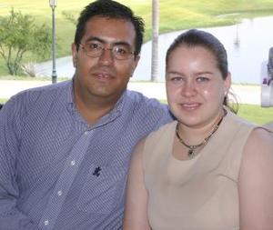 José Antonio Flores y Daniela Gutiérrez.