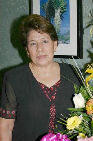 <i><u> 29 de julio</i></u><p>  María del Soccorro Hernández de Coronado celebró su cumpleaños, con un agradable festejo en el que recibió numerosas felicitaciones.