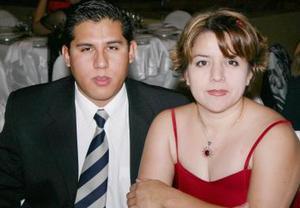 Luis F. García y Rosa de García.