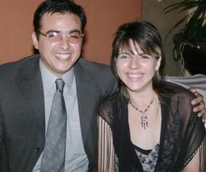 <u><i> 30 de julio </u></i><p>   Luis Morales y Nelly David.