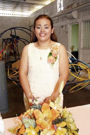 <u><i> 30 de julio </u></i><p>  Rosa Elena Martínez Ramírez fue despedida de su soltería, con motivo de su próxima boda.