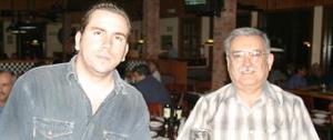 Daniel Rodríguez y Jesús Tamez.