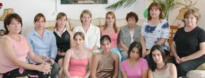 <i><u> 31 de julio</i></u><p>  Pasada reunión familiar en casa de Sofía Garza de  Marcos.