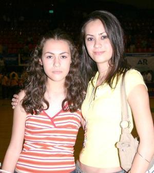 Sayda y Alicia Ganem
