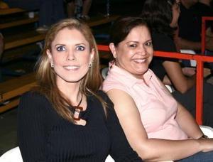 Vickie Lozano y Noemí González