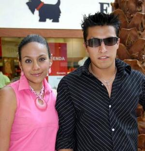 Maru Medina de Padilla y Julio Padilla Ortíz.