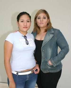 Denia Ramírez, Brenda Ramírez