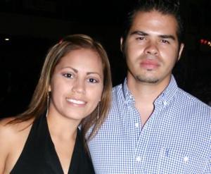 Carlos Padilla y Paola de Padilla.