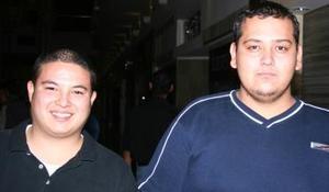 Ernesto Rdríguez y Lic. José Luis Jimenez Peña.