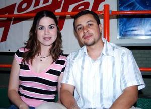 Beatriz B. de Arredondo y Raúl Arredondo.