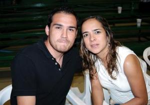 Rubén Padilla y Ale Villalobos.