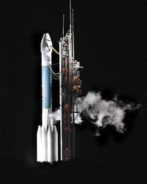 La sonda espacial Messenger emprendió un largo y tortuoso camino hacia Mercurio, en una misión para descifrar los grandes misterios del planeta más cercano al Sol. <p> La sonda, que tardará cuatro años en llegar a Mercurio tras una serie de encuentros cercanos con otros planetas, partió desde la estación de la Fuerza Aérea en Cabo Cañaveral a bordo de un cohete Delta 2.