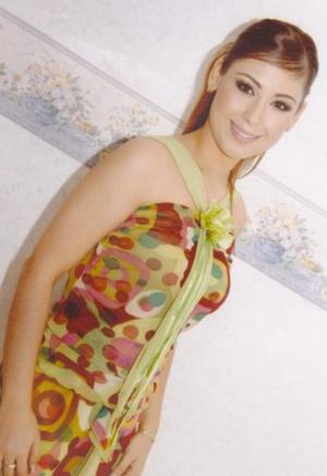 Gaby Martínez Contreras disfrutó de una despedida de soltera, con motivo de su próxima boda con Luis Álvarez Ramos.