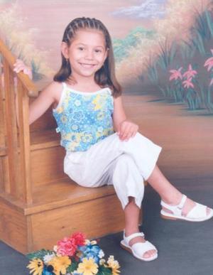 Fátima Sania Ramírez festejó su quinto cumpleaños en días pasados, es hija de los señores Enrique Samia Altamirano y Brenda Ramirez de Samia.