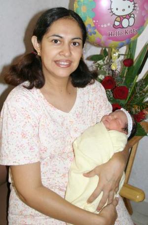 Selene Noé fue mamá por segunda ocasión el pasado 24 de julio de la pequeña Valeria Selene.