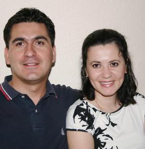 Federico Ulloa y Liliana López.