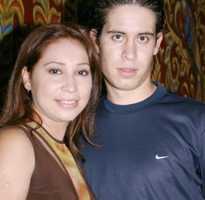Maricruz Barrera López y José Ángel Téllez.