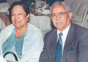 <u><i> 02 de Agosto </u></i><p>  Rosa María Arámbura Morales e Isaías Álvarez  Castro celebran este día su 50 aniversario de bodas de oro.