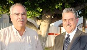 Jesús del Río y Gerardo Galindo.