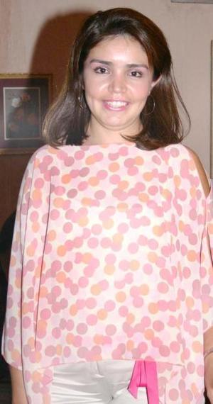 Dora Leticia Álvarez de Herrera celebró su cumpleaños en días pasados, con un a amena reunión.