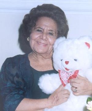 <u><i> 07 de Agosto </u></i><p>   Sra. Ana María Vazquez de Valdez festejó su cumpleaños, con un agradable convivio.