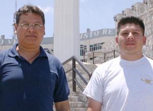 Luis Alberto Castillo y Daniel Marín Rivera.