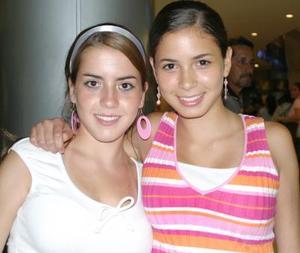Natalia y Cecilia Hernández.