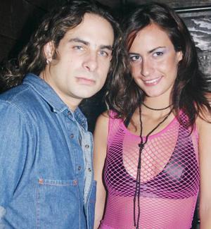 Javier Betancourt y Silvia Verdino
