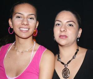 Lupita y Alejandra Lugo
