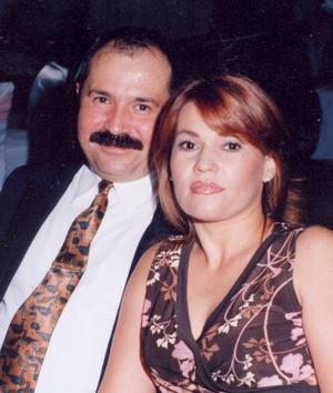 esús Yáñez y Ana Medrano de Yáñez.