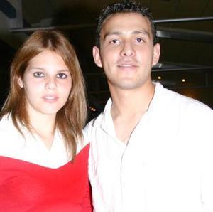 Daniela Muñiz y Omar Márquez