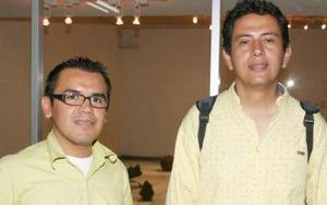 Elías Kur y Eduardo Valenzuela.