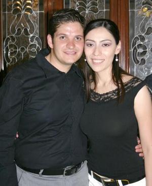 Francisco Aguirre Dávalos y Eva Magallanes Delgado contraerán matrimonio el próximo 30 de octubre.