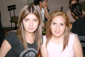 Karina Miramontes y Georgina Nieto