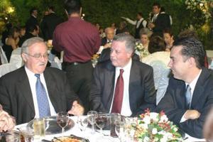<u><i> 12 de Agosto </u></i><p>   Alejandro Martínez, Jorge Zermeño Infante y Guillermo Anaya Llamas.