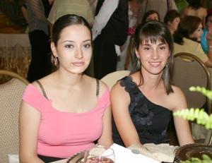Bere Reed y Bárbara Madero.